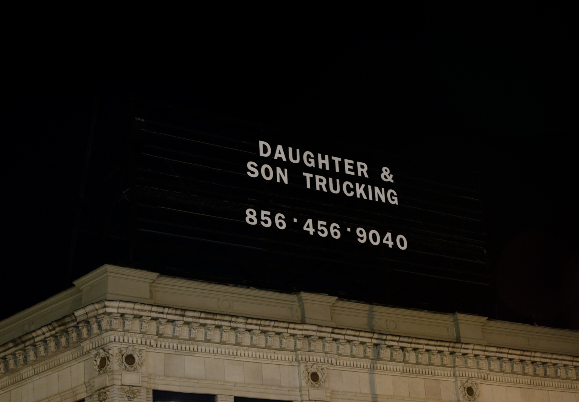Daughter & Son Trucking