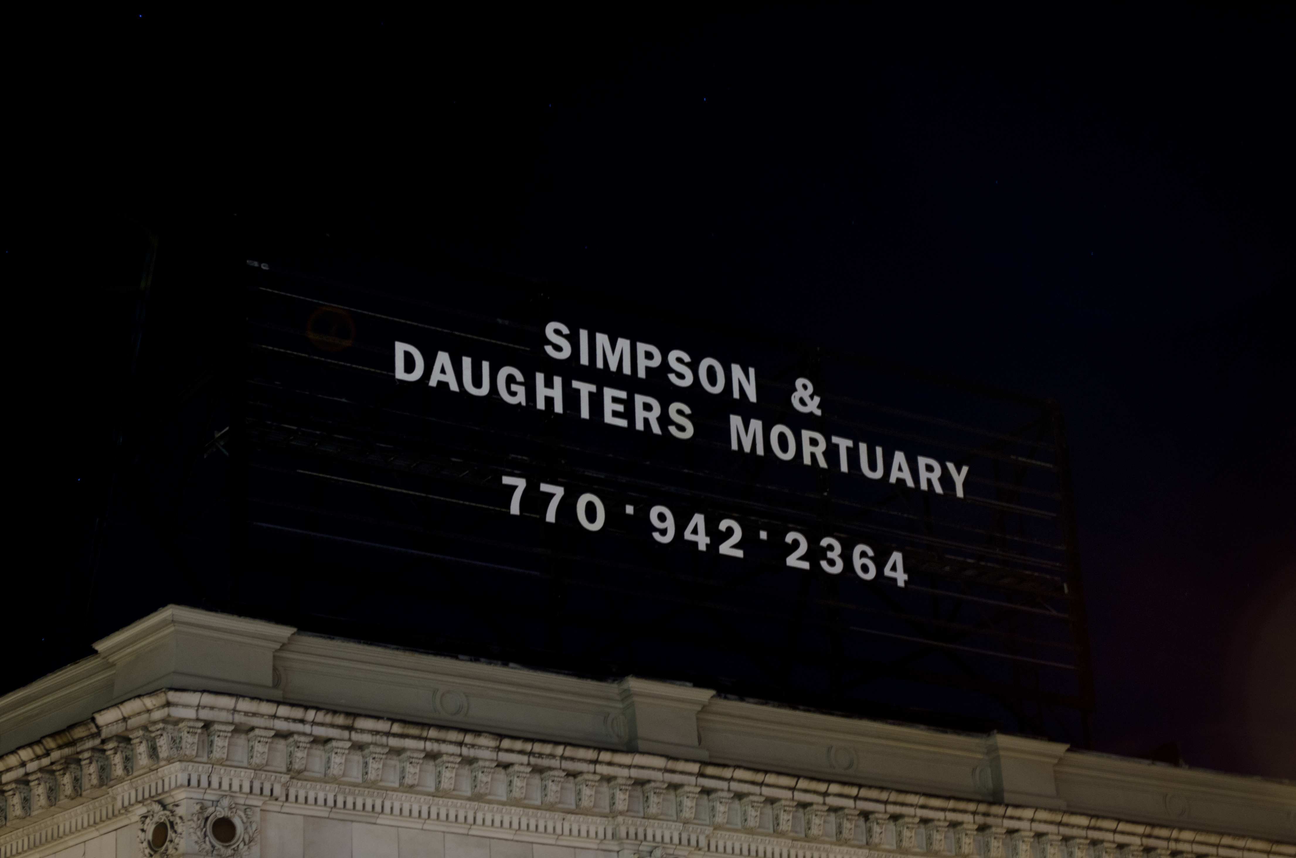 Simpson & Daughters Mortuary