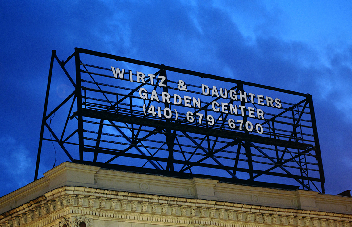 Wirtz & Daughters Garden Center